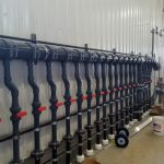 Dairy expansion plumbing