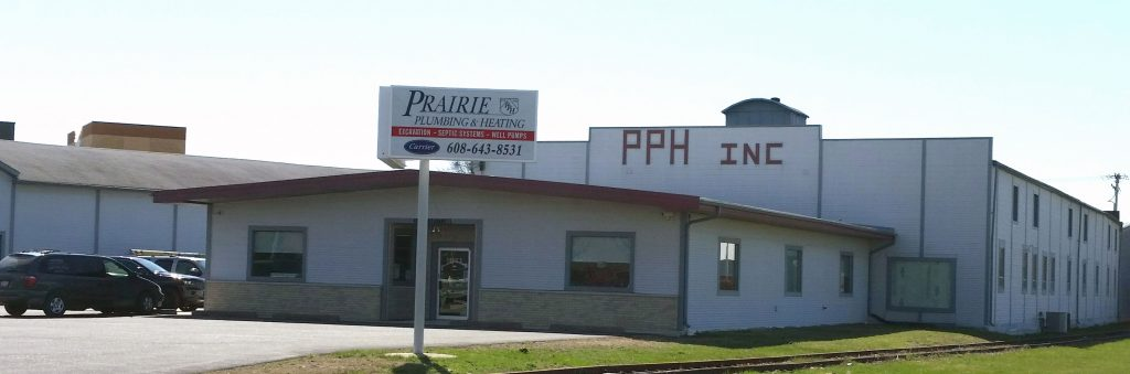 2015 Prairie Plumbing & Heating, Inc.